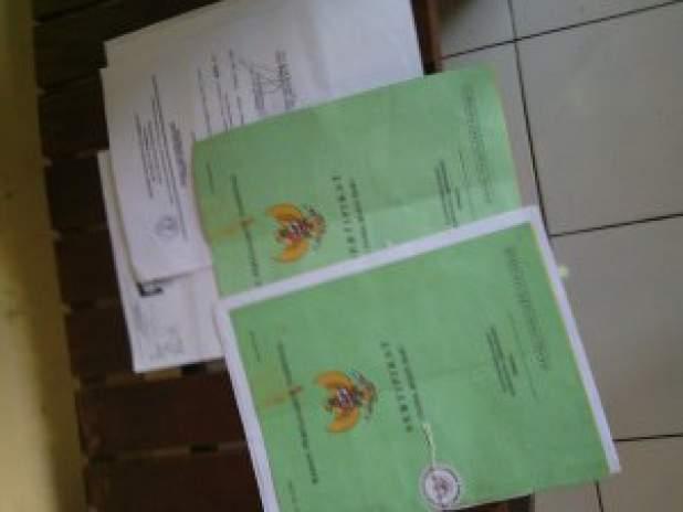 Pinjaman Bank BRI dengan jaminan sertifikat rumah
