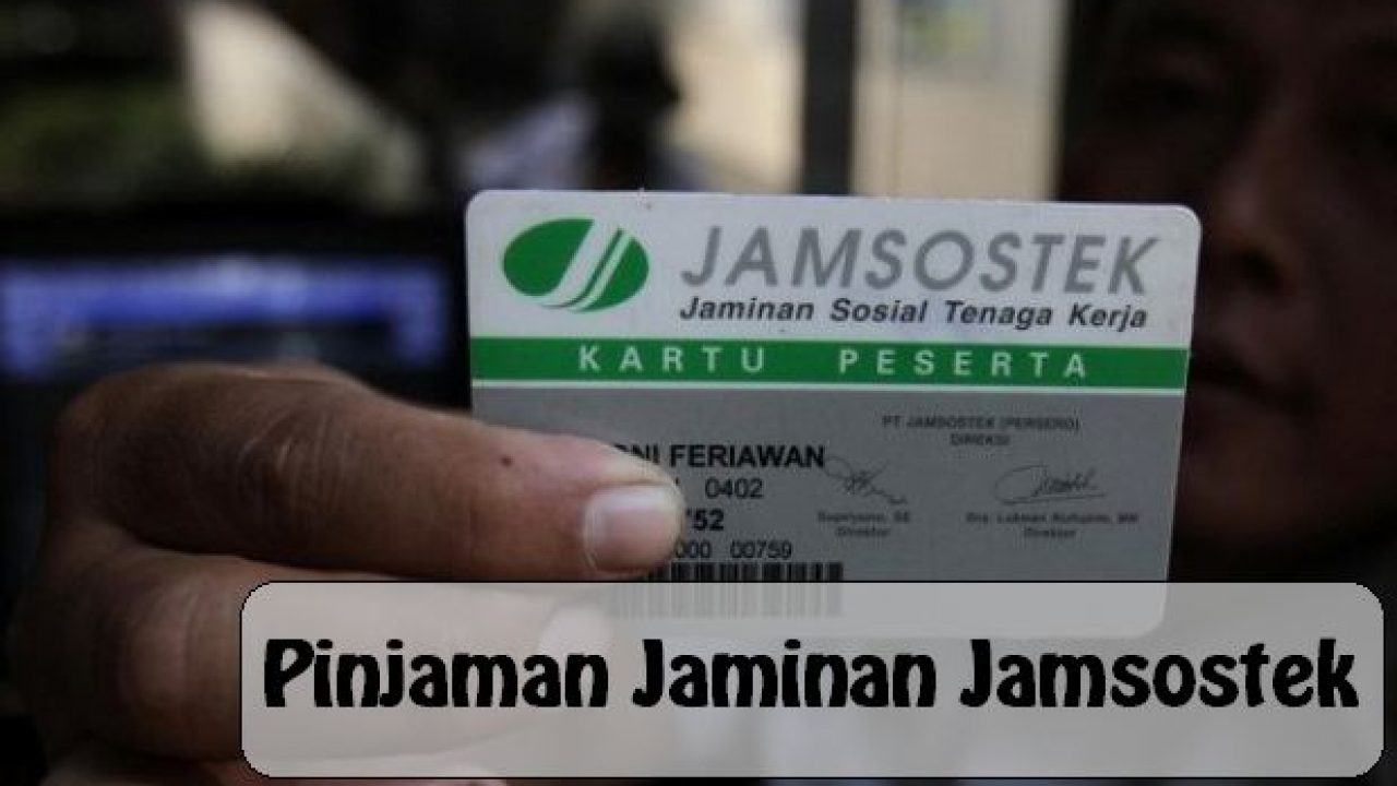 Pinjaman Bank Mandiri Jaminan Kartu Jamsostek Panduan Bank