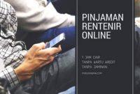 Tempat jasa Pinjaman rentenir online tanpa jaminan