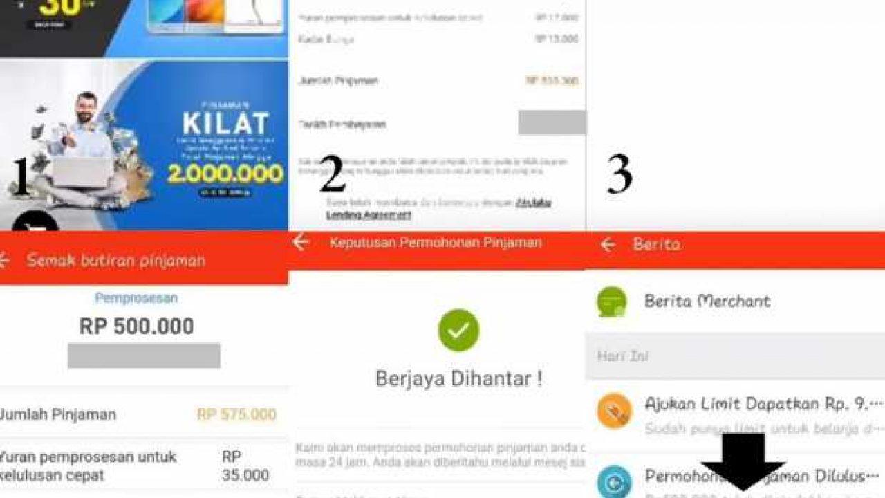 Pinjaman Kilat Akulaku Tanpa Kartu Kredit 5 Menit Langsung Cair Panduan Bank
