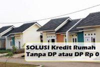 kredit rumah tanpa dp