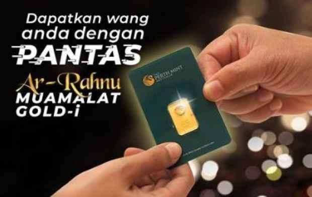 Tabungan emas bank muamalat