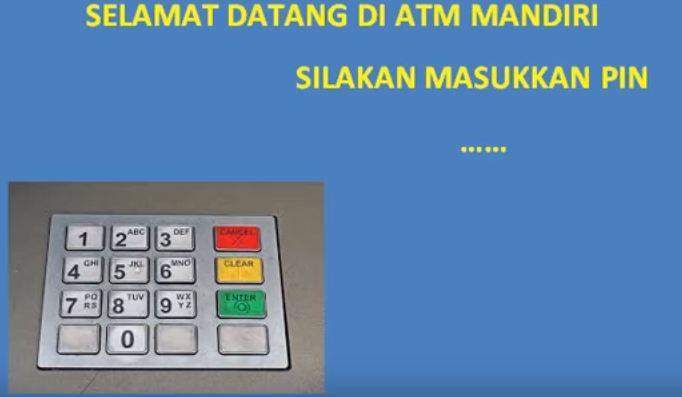 Cara Transfer Uang Lewat Atm Mandiri Ke Bri Bni Dan Bank Lain