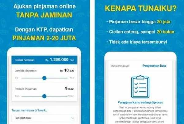 Daftar Pinjaman 5 Menit Cair 2020 Panduan Bank