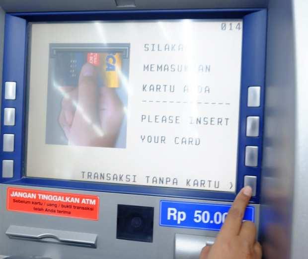 Cara Mengambil Uang di ATM BCA tanpa Kartu - Panduan Bank