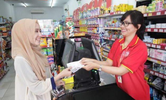 gestun kartu kredit di alfamart