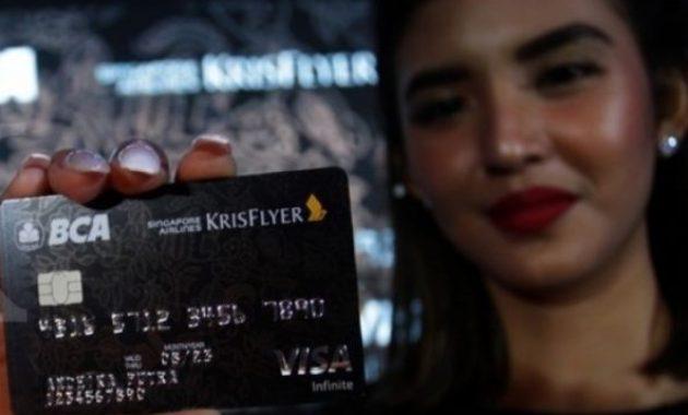 limit kartu kredit bca