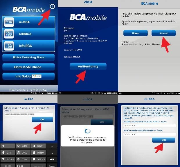 Solusi Verifikasi Ulang Bca Mobile Gagal Terus Panduan Bank