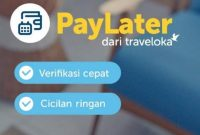 solusi paylater traveloka ditolak