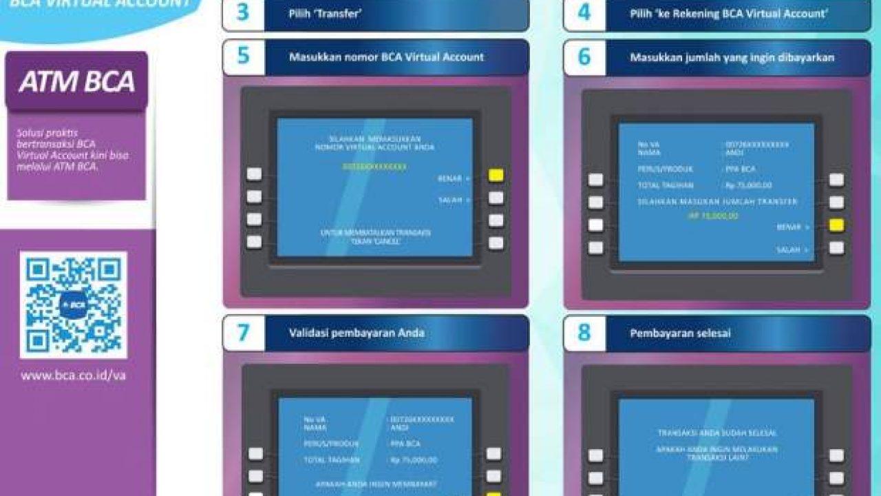 Cara Transfer Virtual Account Beda Bank Va Mandiri Panduan Bank Transfer ke virtual account