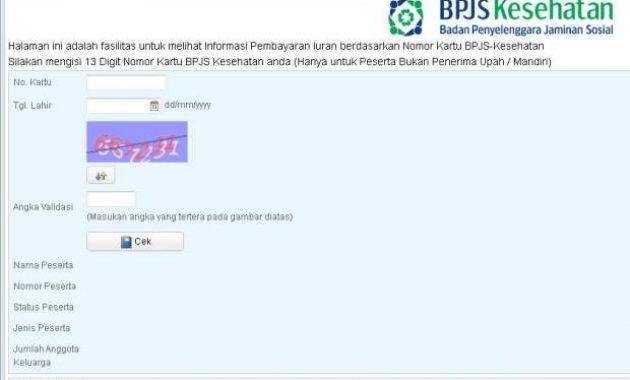 CEK KIS dari Pemerintah online
