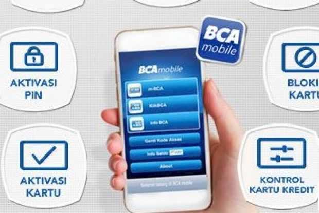 cara bayar indihome lewat mobile banking bca