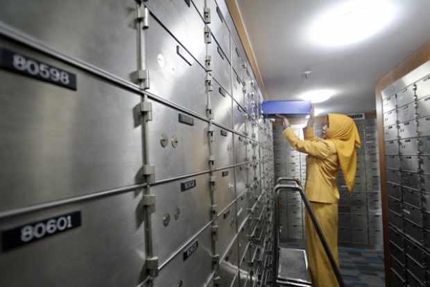 kelemahan safe deposit box