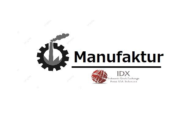 Perusahaan manufaktur yang terdaftar di BEI