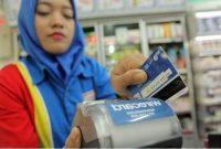 bayar listrik di Indomaret pakai kartu kredit